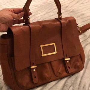 Marc By Marc Jacobs Tan Bag
